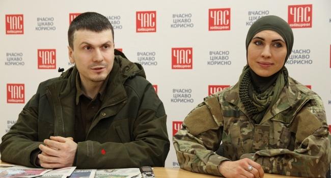 Отыскали автомат, изкоторого расстреляли Осмаева с супругой вКиеве