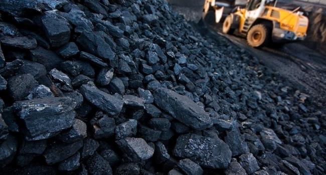 Украина нарастила импорт угля: главный поставщик