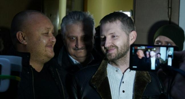 Колмогоров рассказал, кто принял решение стрелять