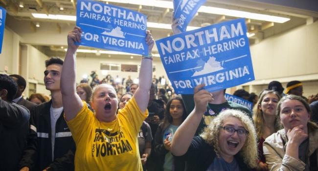 Демократы победили навыборах губернаторов Нью-Джерси иВиргинии