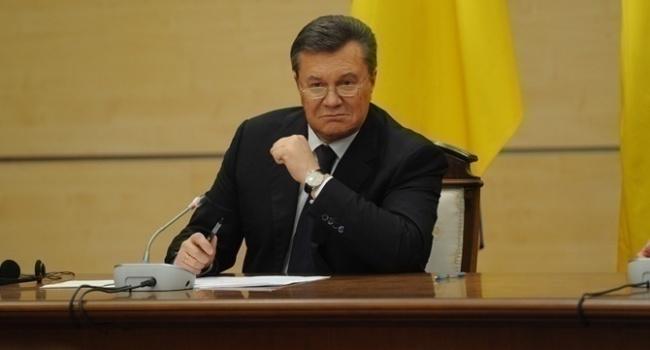Янукович имеет все шансы получить обратно 1,5 миллиарда долларов, которые были спецконфискованы ГПУ