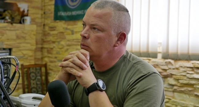 Силы АТО получили нового командующего— депутата Житомирского облсовета Михаила Забродского