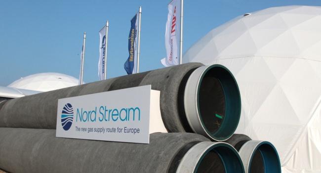 Российская Федерация вынуждена отложить начало строительства газопровода вЕвропу вобход Украины