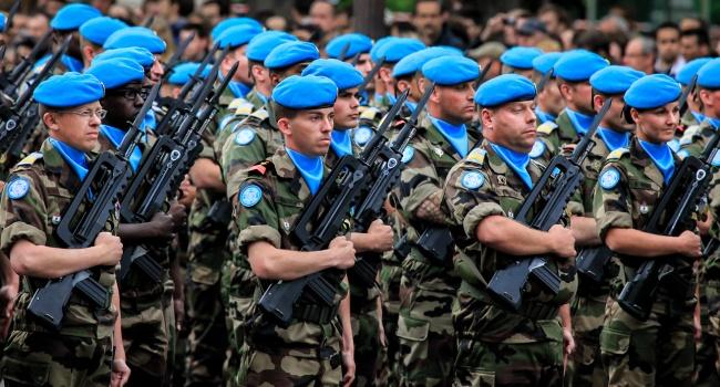 США определились сразмером миротворческого контингента наДонбассе
