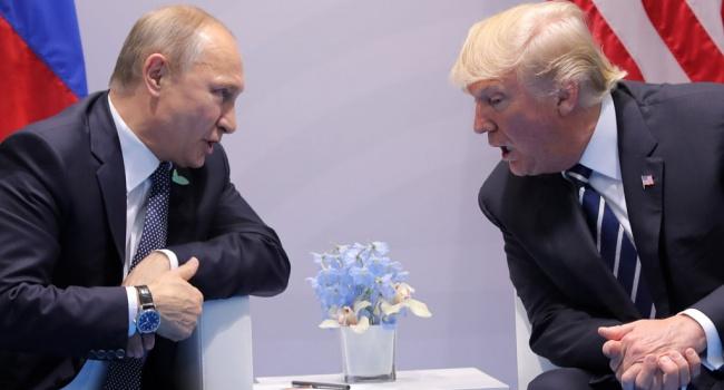 Путин иТрамп одобрили общее объявление поСирии