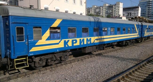 Вгосударстве Украина призвали закончить транспортное сообщение сРоссией