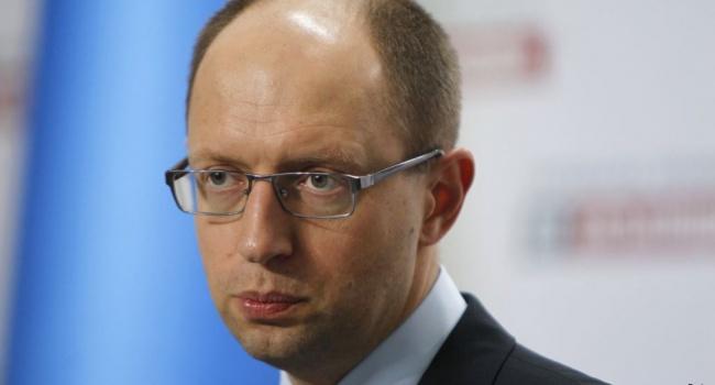 Яценюк анонсировал участие Народного фронта в президентских и парламентских выборах