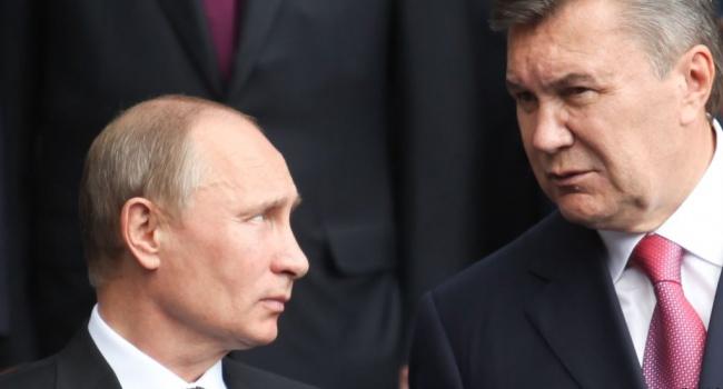 Путин Манафорт работал не с Россией а с Януковичем