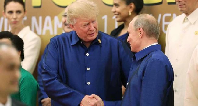 Піонтковський: це агонія кремлівської спецоперації «ТрампНаш»