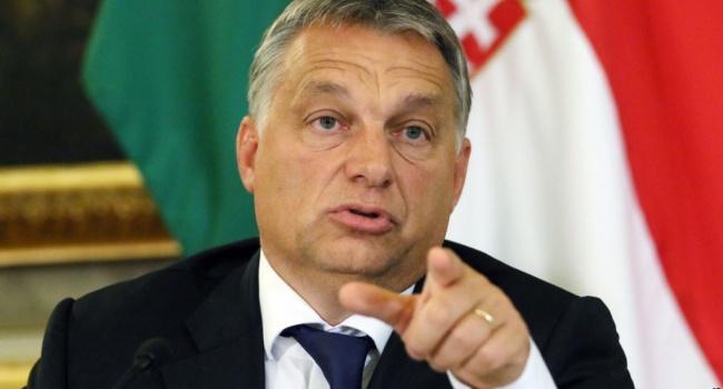 Орбан відмовив Києву у дискусії щодо мовного питання