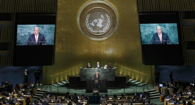 Радикальная резолюция Украины о Крыме нашла поддержку у 40 стран мира