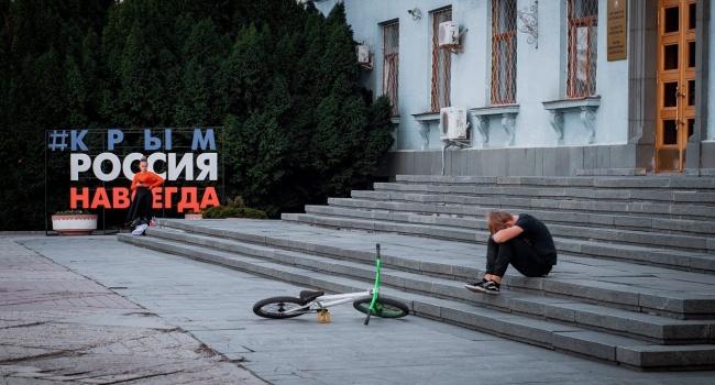 Кримський Бандерівець: Крим за крок до соціального вибуху