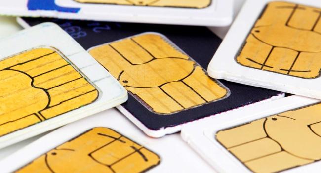 В России хотят идентифицировать личность с помощью SIM-карты