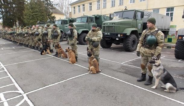 Украина усилила охрану границы соСловакией