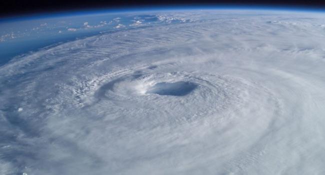 Как выглядит огромная озоновая дыра над Антарктидой