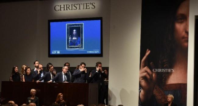 Проданная за $400 млн картина даВинчи может оказаться подделкой