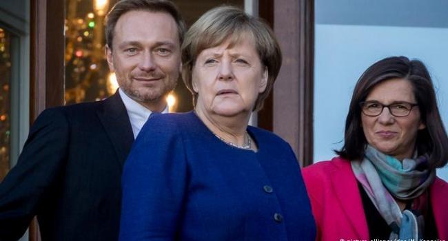 Коалиция Меркель висит наволоске— безуспешная попытка