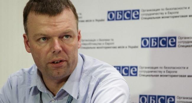 Наблюдатели готовы обеспечить мониторинг обмена пленными вДонбассе— Замглавы СММ ОБСЕ
