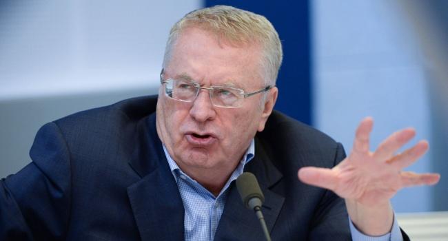 Жириновский рассказал, что будет, если он станет президентом РФ