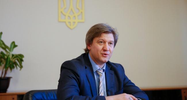 Данилюк объявил, что ведомство Насирова готовит против него новое дело