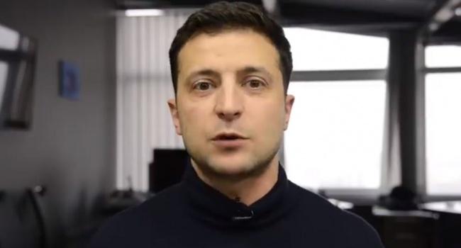 Зеленский выступил с новым обращением по поводу сериала «Сваты»