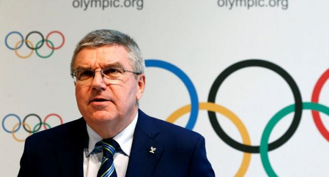 МОК примет справедливое решение обучастии сборной РФ наОлимпиаде— Томас Бах
