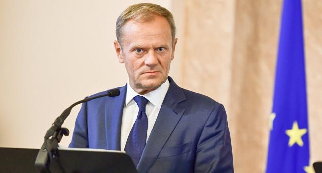 Туск дал Великобритании 10 дней нарешение сложностей сBrexit