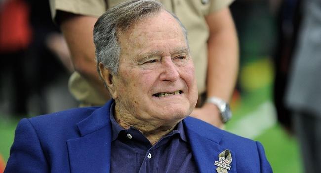 Джордж Буш-ст. побил рекорд США