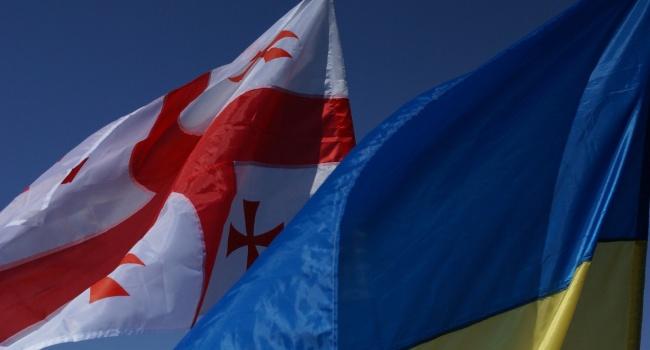Украина иГрузия договорились опоставке товаров вобход Российской Федерации