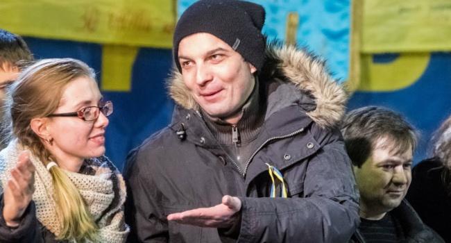 «Во время Майдана Соболев собрал пожертвований «на вертолет» и пригласил «Беркут», - блогер