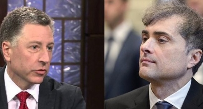 Встреча Суркова иВолкера поДонбассу запланирована наначало 2018