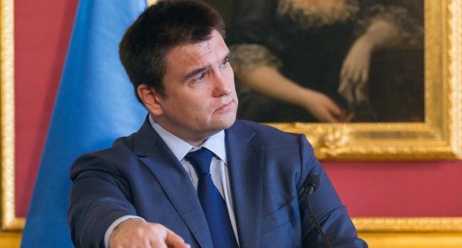 Климкин: Украине нужен полный контроль завъезжающими из РФ
