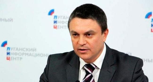 Новый главарь «ЛНР» признался, что сотрудничал с Сурковым