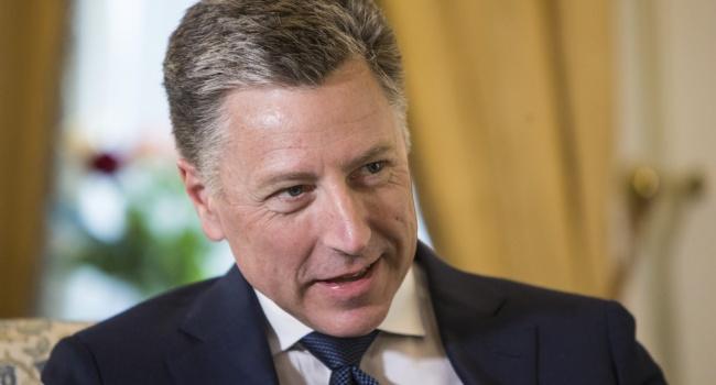 Посол США назвал дату следующей встречи Суркова иВолкера