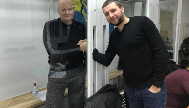 Суд выпустил экс-комбата «Донбасса» Виногородского из СИЗО