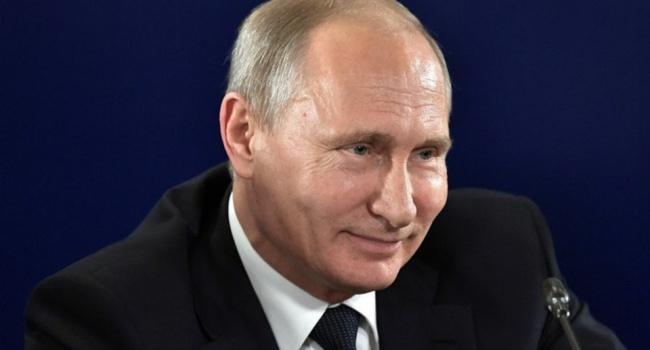 Путину показали переход вникуда