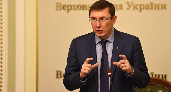 Луценко поведал оправе СБУ стрелять вСаакашвили