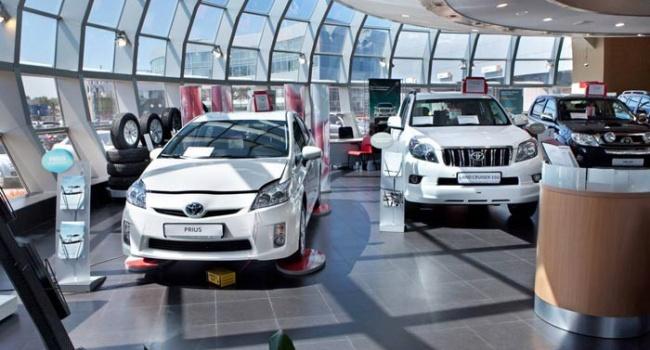 Несмотря на кризис В Украине на 26% выросли продажи новых авто