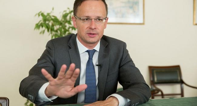 Принятием закона обобразовании Украина нарушила обязательства перед НАТО— МИД Венгрии