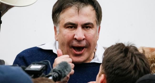 Александр Палий: несколько фактов о Саакашвили, которые перевернут ваше мнение о честном экс-президенте Грузии