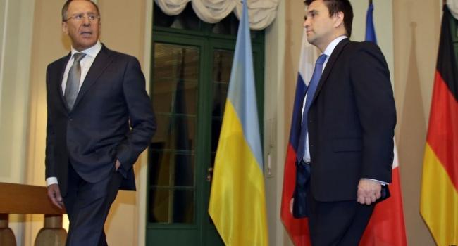 В Вене Климкин и Лавров проводят свою первую встречу тет-а-тет