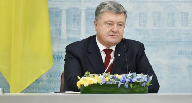 Порошенко прокомментировал дело Саакашвили: Это не стоит международного внимания