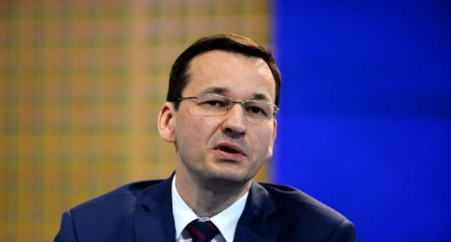 Премьер Польши поведал о«геноциде» наВолыни
