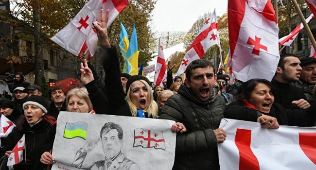В Грузии соратники Саакашвили выдвинули ультиматум