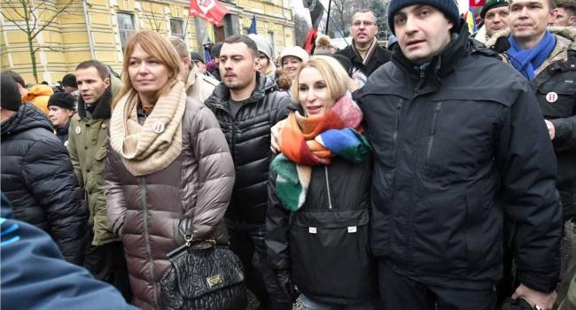 Супруга Саакашвили: что власти хотят экстрадировать Михаила вГрузию