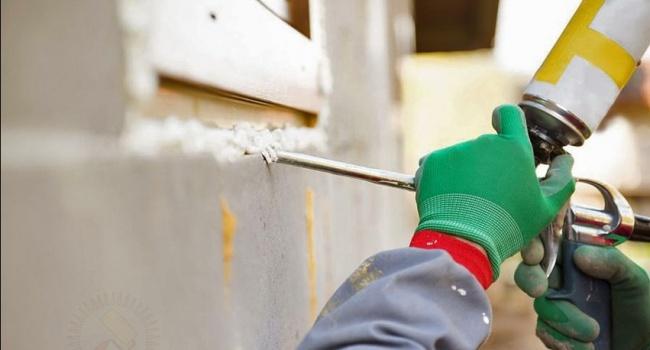 Монтажна піна — один із лідерів серед будівельної хімії