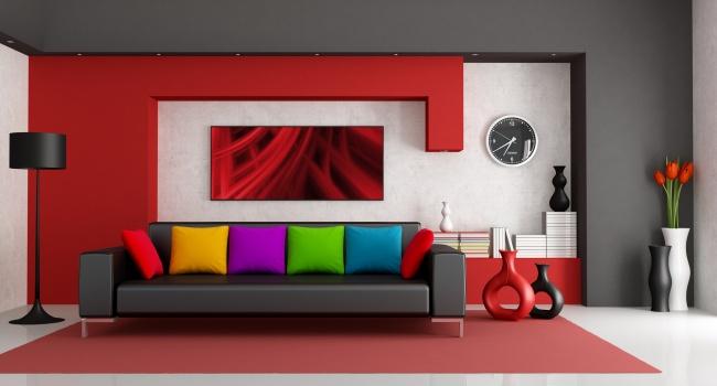Как выбрать цвет интерьера, чтобы не сойти с ума?