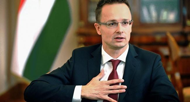 МИД Венгрии ожидает отУкраины отмены закона обобразовании