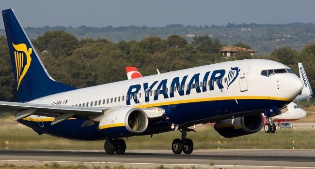 Ryanair начнет летать в государство Украину в последующем году - Мининфраструктуры