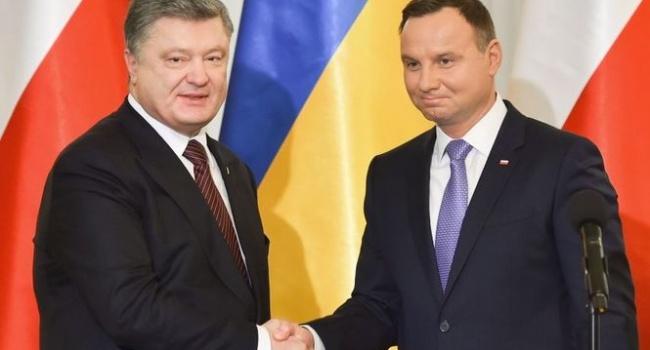 Вятрович обусловиях Польши для восстановления украинских монументов : Это нереально